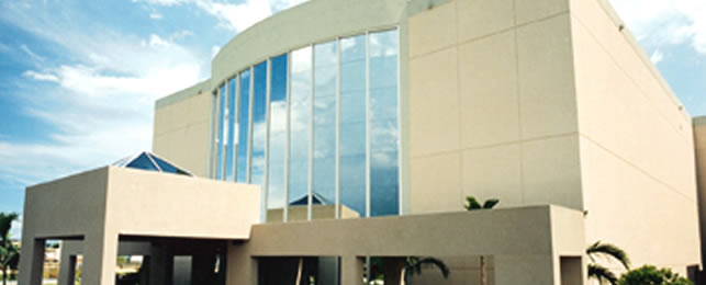 College of Dental Medicine Building - NSU Main Campus